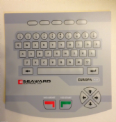 Replacement Keypad For Seaward Europa Plus PAT Tester